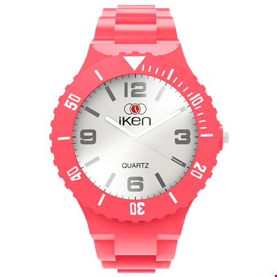 Picture of Coral and White Complete Watch