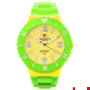 Picture of Green and Yellow Sport Complete Watch