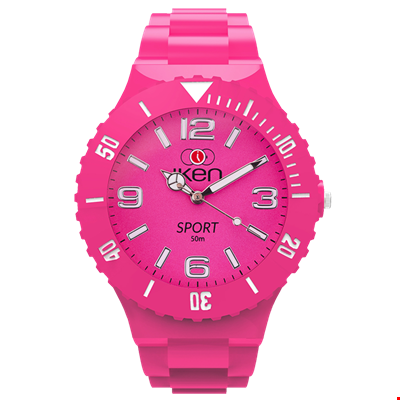 Picture of Pink Sport Complete Watch