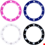Picture of Pink, Navy, White and Black Bezel PrePack
