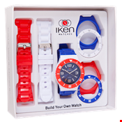 Picture of Red, White, and Blue Gift Box