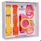 Picture of Yellow, Orange and Pink Sport Gift Box